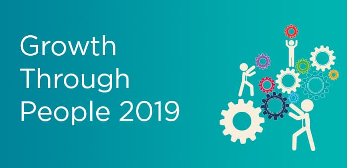 Growth Through People 2019: Multiplying Value
