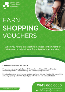 Cannock Chase Referral Scheme